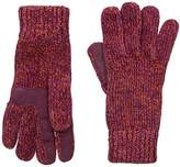 Isotoner Women's Solid Chenille Knit smarTouch Gloves