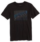 Quiksilver Boy's Port Roca T-Shirt