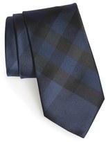Burberry 'Clinton' Check Silk Tie