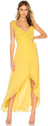BB Dakota RSVP by Formation Maxi Dress