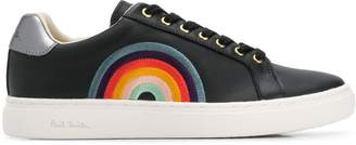Paul Smith embroidered sneakers