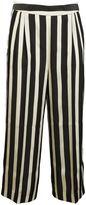 MSGM Striped Trousers