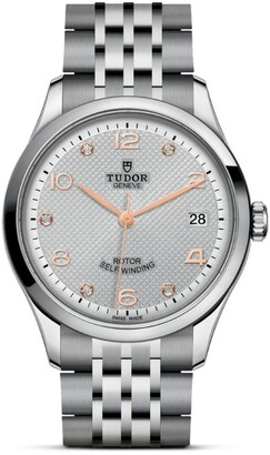Tudor 1926 Steel and Diamond Watch 36mm
