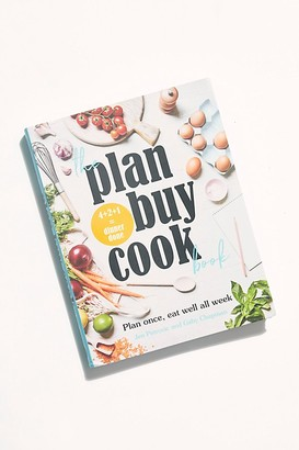 Chronicle Books The Plan Buy Cook Book