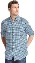 Gap Oxford gingham standard fit shirt