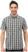 The North Face Short Sleeve Marled Gingham Shirt