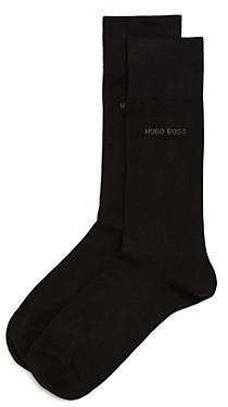 BOSS Edward Solid Dress Socks
