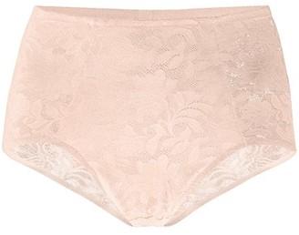 Le Mystere Lace Comfort Briefs