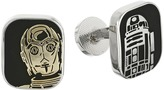 Cufflinks Inc. R2D2 and C3PO Cufflinks