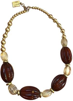 Isabel Marant \N Brown Pearls Necklaces