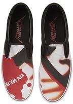 Vans Classic Slip-On x Metallica ((Metallica Kill 'Em All) Black/True White) - Footwear