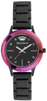 Juicy Couture Woman's Juicy Couture, 1051MTBK Bracelet Watch