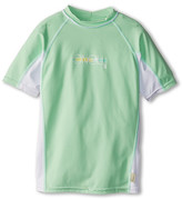 O'Neill Kids Skins S/S Crew (Little Kids/Big Kids)
