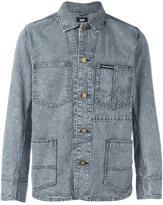 House of Holland 'Hoh x Lee Collaboration' denim jacket - men - Cotton - M