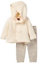 Tea Collection Zou Sweater & Pant Set (Baby Boys)