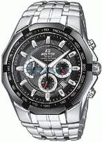 Edifice Analogue Quartz Watch with Solid Stainless Steel Bracelet EF-540D-1AVEF