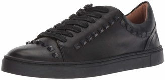 Frye Women's Ivy Deco Stud Low LACE Sneaker