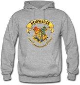 ARGabriel Hogwarts Logo Harry Potter Custom Men's Hoody Hoodie Sweatshirt Sweater