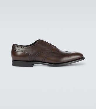 Church's Parkstone leather brogues