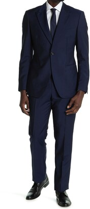Reiss Burrow Modern Fit Single Button 2-Piece Suit