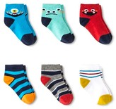Circo Toddler Boys' Casual Socks 6 pk