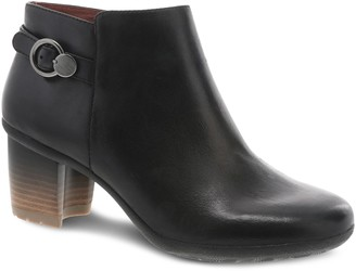 Dansko Waterproof Leather Ankle Boots - Perry