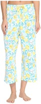 Jockey Printed Capri Pants Women's Pajama