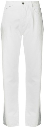 Ambush Reflective Paint denim jeans