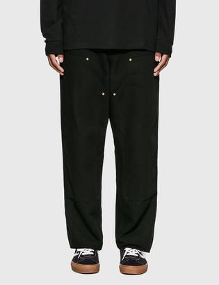 Carhartt Work In Progress Double Knee Pant