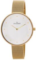 Skagen Women's Gitte Mesh Bracelet Watch