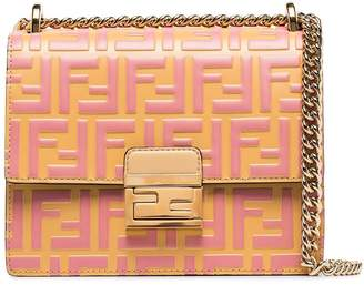 Fendi Kan I FF small shoulder bag