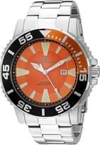 Oceanaut Men's OC2910 Marletta Analog Display Quartz Silver Watch
