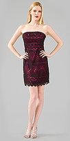 Fuchsia Strapless Dresses by Alexia Admor