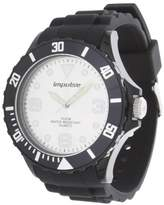 Impulse Unisex IM1301LS Poseidon Silicone Diver Round Watch