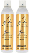 Nick Chavez Diva Hollywood Starlet Shine Spray 10 oz Duo