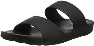 FitFlop Men's LIDO Double Slide Sandals in Neoprene