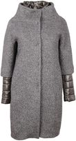 Herno Double Layered Coat
