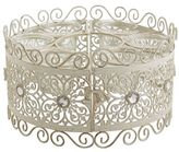 Pier 1 Imports Jeweled Umbrella Centerpiece Tealight Holder