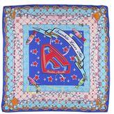 Frankie Morello Square scarf