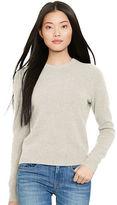 Polo Ralph Lauren Wool-Cashmere Crewneck Sweater