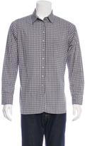 Rag & Bone Plaid Woven Shirt