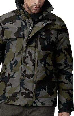 Canada Goose Forester Trim Fit 625 Fill Power Down Jacket