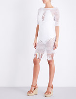 Melissa Odabash Melissa knitted crochet dress