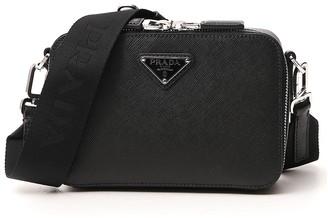 Prada Brique Camera Bag