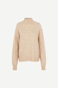 Samsoe & Samsoe Jaci Turtleneck Jumper - wheat | XS - Wheat