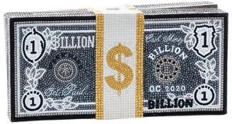 Judith Leiber Stack Of Cash Billion Clutch Bag