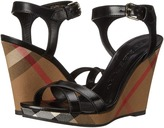 Burberry Rastrickson Women's Wedge Shoes