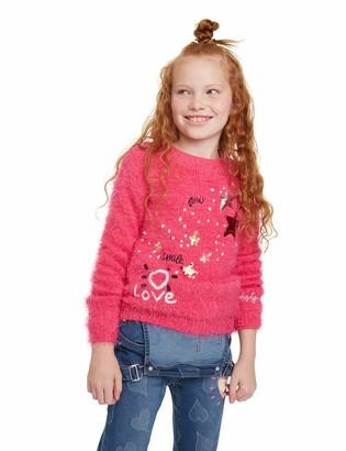 Desigual Girls' Pullover COPERNICO Jumper