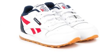 Reebok Kids Classic lace-up sneakers