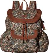 Sakroots Artist Circle Flap Backpack Backpack Bags